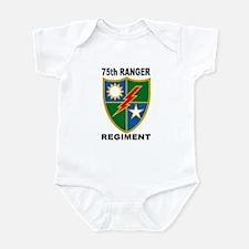 75TH RANGER REGIMENT Infant Bodysuit