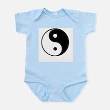 yin yang Body Suit