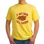 Cajun Zydeco Yellow T-Shirt