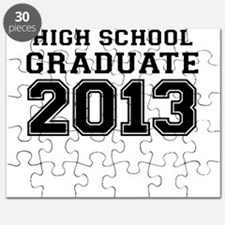HIGH SCHOOL GRADUATE 2013 Puzzle