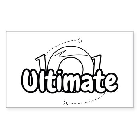 ultimate101 sticker