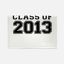 CLASS OF 2013 Rectangle Magnet