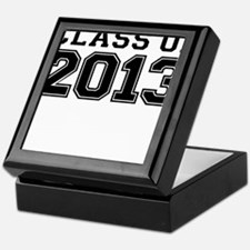 CLASS OF 2013 Keepsake Box