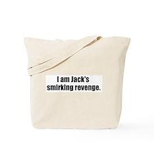 Jack's Smirking Revenge Tote Bag