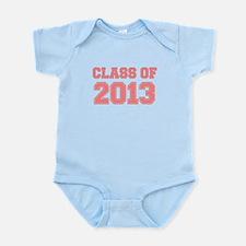 CLASS OF 2013 VARSITY PINK Body Suit