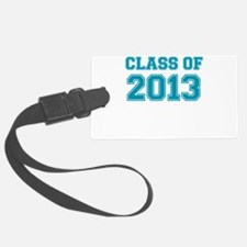 CLASS OF 2013 VARSITY BLUE Luggage Tag