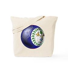 Belize Football Tote Bag