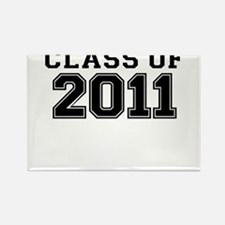 CLASS OF 2011 Rectangle Magnet