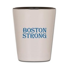 Boston Strong Refined Shot Glass