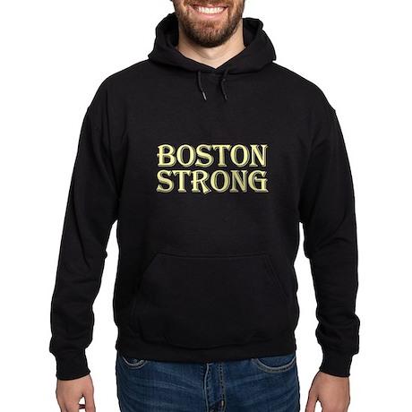 Boston Strong Refined Hoodie (dark)