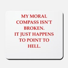immoral Mousepad