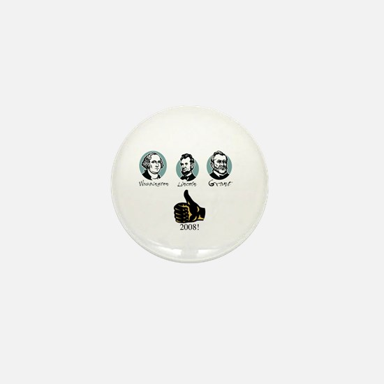 2008 ELECTION! Mini Button