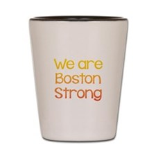 We Are Boston Strong Multi Shot Glass