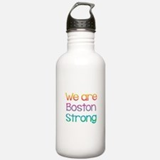 We Are Boston Strong Multi Water Bottle