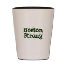 Boston Strong Destroy Shot Glass