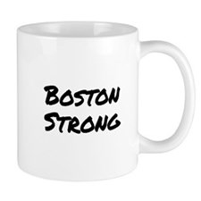 Boston Strong Sharpie Mug