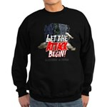Borg Attack! Sweatshirt
