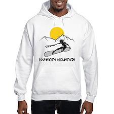 Mammoth Mountain Snowboard Hoodie