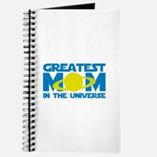 Greatest Mom In The Universe Journal