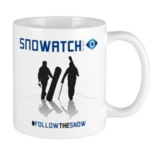 Snowatch Follow The Snow Mug Mugs