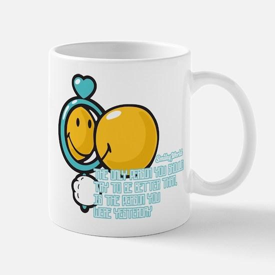 love yourself Small Mug