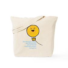 air ballon Tote Bag