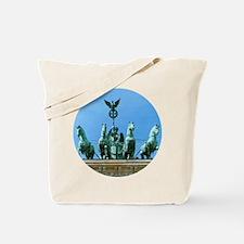 Brandenburg Gate Berlin Tote Bag