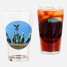 Brandenburg Gate Berlin Drinking Glass