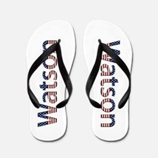 Watson Stars and Stripes Flip Flops