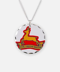 Royal Canadian Dragoons Necklace