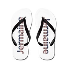 Jermaine Stars and Stripes Flip Flops