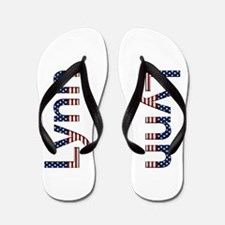 Lynn Stars and Stripes Flip Flops