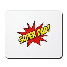 Super Dad! Mousepad