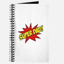 Super Dad! Journal