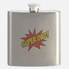 Super Dad! Flask