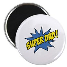 "Super Dad! 2.25"" Magnet (10 pack)"