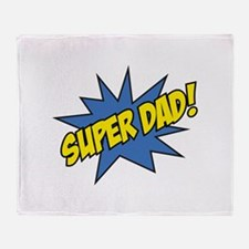 Super Dad! Stadium Blanket