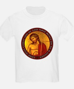 Jesus Prayer - Bridegroom Icon T-Shirt