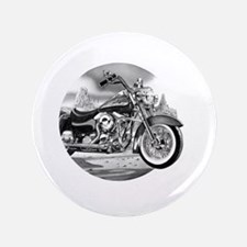 Cute Motorcycles Button