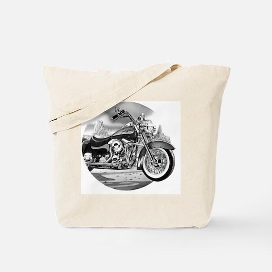 Funny Chrome Tote Bag