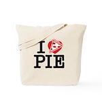 I Heart Pizza Pie Tote Bag