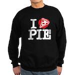 I Heart Pizza Pie Sweatshirt