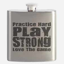 Play Strong Workout Flask