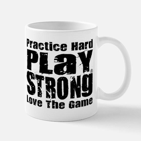 Play Strong Workout Mug