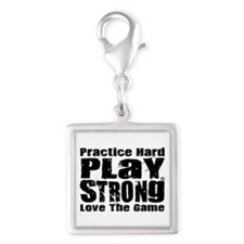 Play Strong Workout Charms