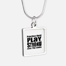 Play Strong Workout Necklaces