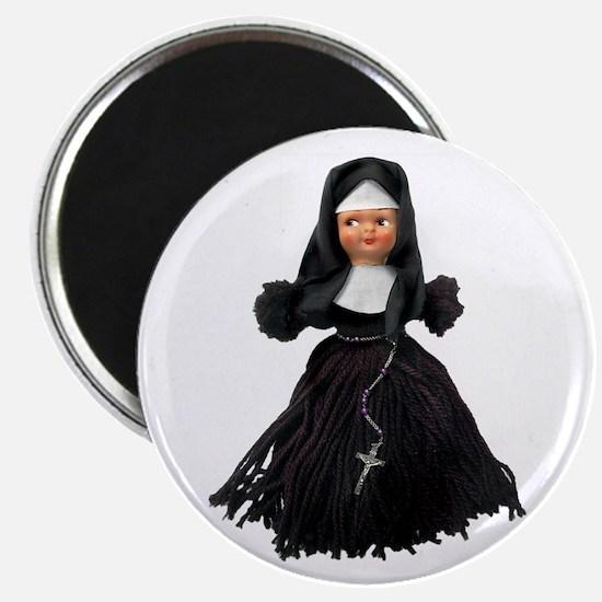 """""""Sister Flossie"""" Magnet"""