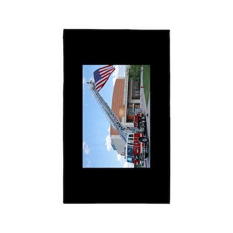 Vfd Victoria Texas Fire Dept 3 39 X5 39 Area Rug By