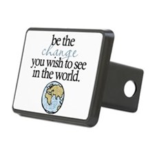 Be the change Hitch Cover
