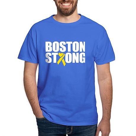 Boston Strong Ribbon T-Shirt